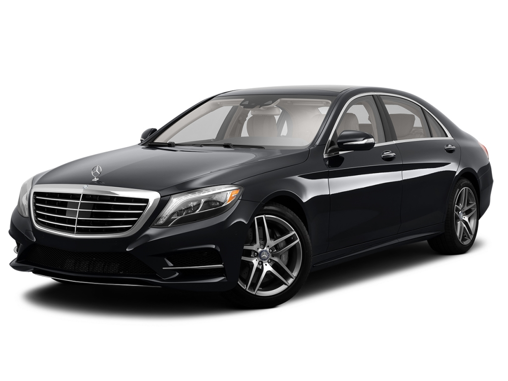 Almaty Mercedes S500 W221 business sedan car rental, hire with a driver